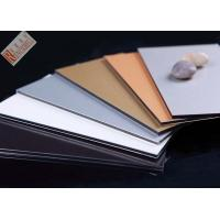 Cheap Aluminium Sandwich Panels For Curtain Wall /Facade  System Decoratrion for sale