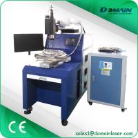 China Fiber Transmission YAG Laser Welding Machine For Stainless Carbon Steel on sale
