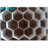 Buy cheap High Rigidity Strong Decoration Honeycomb Structure Material Easy To Install And from wholesalers