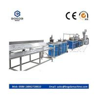 China PVC Plastic Protection Corner Bead Production Line For Drywall,PVC Electric Conduit Pipe Making Machine on sale