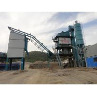 Cheap 50T Hot Aggregate Bin Asphalt Mixing Plant With Toledo Sensor Cold Riveting Technology for sale