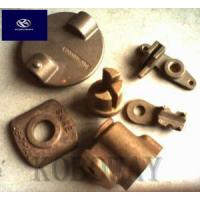 China Professional Non Ferrous Metal Casting Parts Bronze Casting Process OEM Available on sale