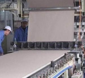 Quality Gypsum Board Plant wholesale