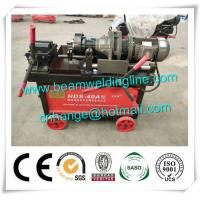 Cheap Steel Bar Threading Machine , Steel Straight Thread Screw Rolling Machine for sale