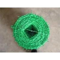 Cheap PVC Coated Barbed Wire for sale