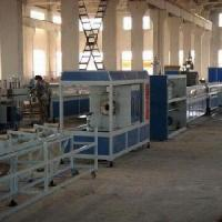 Cheap PE Water Pipe Extrusion Machine wholesale