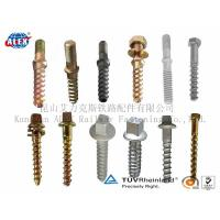 China rail sleeper coach screw spike,railway fastener rail sleeper coach screw spike on sale