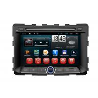Ssangyong Rodius Android Car GPS Navigation System DVD Player 1080P RDS Touch Panel