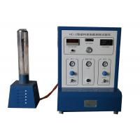 Buy cheap Plastic Oxygen Index Method Test Equipment ISO4589-1 Burning Behaviour Testing Machine from wholesalers