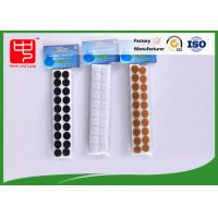 Buy cheap Custom small packing self adhesive hook and loop Sticky hook and loop Dots for from wholesalers