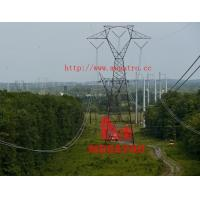 Cheap 230KV high voltage transmission cat head tower for sale