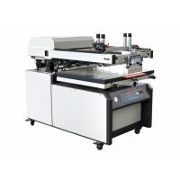 China Semi Automatic Flat Arm Silk Screen Printing Machine MX-6090C For PVC Paper Printing on sale