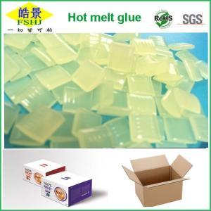Cheap Yellow Clear Hot Melt Pellets Quick Drying Hot Melt Glue For Carton Packaging wholesale