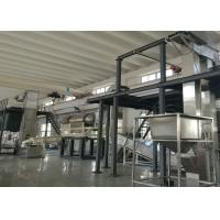 Cheap Stainless Steel Washing Powder Production Line Strong Production Flexibility for sale