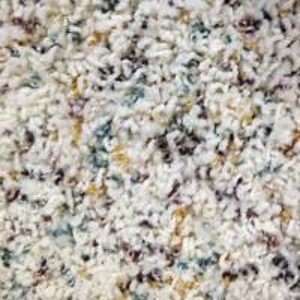 Cheap Rainbow Soft Anti-Slip 100% Nylon Shag Cut Pile Carpet , Home 3.66m / 4m for sale