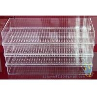Cheap Crystal mini acrylic fish tank for sale