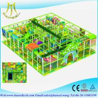 Cheap Hansel preschool indoor play equipment  kids party equipment  kids plastic playhouse  indoor playground equipment canada for sale