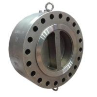 Cheap Dual Plate Forged Steel Valves , Swing Check Valve Wafer - Lug Type for sale