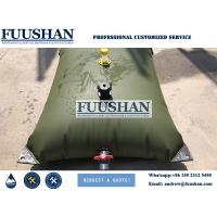 Quality Fuushan Water Barrels Ground Water Storage Collapsible Water Tanks wholesale