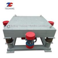 China Electromagnetic Vibrating Table Compacting Specimen Shaker Test Equipment on sale