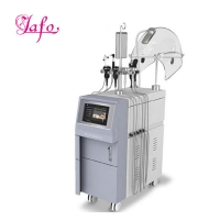Cheap LF-821 Oxygen therapy facial machine 9 in 1 multifunction beauty equipment for sale