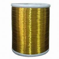 Cheap Enameled Copper Clad Aluminum Wire, Lightweight, Used for Auto Spare Parts for sale