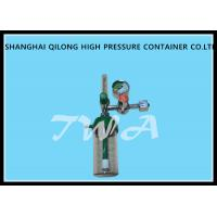Cheap Safety Relief Valve Medical Oxygen Regulator Forged Brass Body for sale
