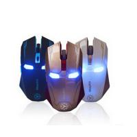 Cheap 2.4GHz Wireless optical mouse Cordless Scroll Computer PC Mice with USB Dongle various color gaming mice the best for sale