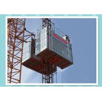 Cheap 20/32 Dual Middle Speed Man Personnel And Materials Hoist Elevator Construction Usage for sale