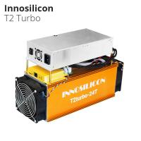 Cheap Most Efficient Bitcoin Miner Innosilicon T2 Turbo 24Th/s With Psu 1980w for sale
