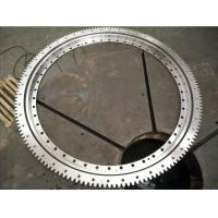 Cheap 281.30.1400.013 Rothe Erde slewing bearing, 42CrMo slewing ring manufacturer of model 281.30.1400.013 for sale