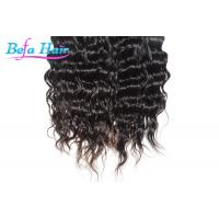 Buy cheap Nice Feeling Virgin Peruvian Human Hair Weft No Lice Human Hair Extensions 22 Inch from wholesalers