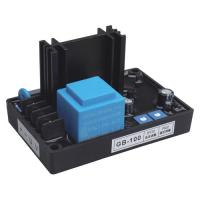 Buy cheap Universal AVR GB100 EXCITING VOLTAGE :20-100VDC SHUNT CURRENT 10A from wholesalers