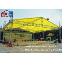 Arc Roof Hanging Lighting Box Stage Truss Systems Spigot 6 Pillars Aluminum