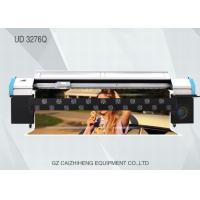 Cheap Automatic Wide Format Solvent Printer Desktop High Resolution UD 3276Q 3200mm for sale