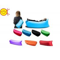 Cheap Waterproof Nylon Material Inflatable Sleeping Bags Easy Carry For Camping And Hiking for sale
