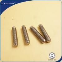 High Precision Stainless Steel Weld Studs Zinc Plated / Copper Plated