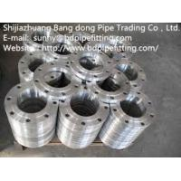 China forging flange fittings on sale