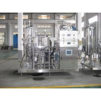 China SUS304 Automatic Bottle Packing Machine Mixing Temperature  on sale