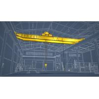 Cheap CE ISO Certificated High Efficiency Electric Double Girder 30 Ton Overhead Cranes for sale