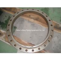 Cheap F51 forged slip-on steel flange for sale
