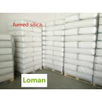 China High Qualty White Powder Fumed Silica for Food and Cosmetic Use on sale
