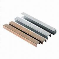 China 80 series staples, various sizes are available, 6 to 25mm length on sale