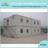 China Multi-floor High quality movable Container House for dormitory on sale
