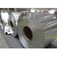 Cheap 1000 3000 Series Aluminum Coil Stock 0.2 - 6 Mm Thickness For Furniture / Cabinet for sale