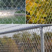 Chain link fence price cost