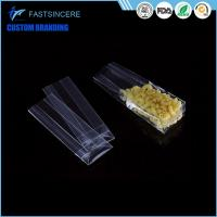 Cheap Custom Printed Clear Plastic OPP Packaging Bags Food Grade Cellophane Gift Bags for sale
