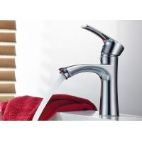 Cheap Single Handle Vessel Vanity Bathroom Sink Faucets ROVATE Chrome Finished for sale