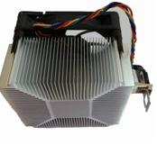 China Computer Hardware  cpu cooler  cpu 1A02C3W00   For Intel 775/1155/1156 AMD K8 AM2, AM2+,AM3 ,Aluminum on sale