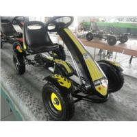 Cheap Kids Favorable Pedal Go Kart with Inflatable Tire for sale